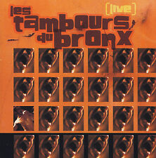 Les tambours tu Bronx-CD-Live