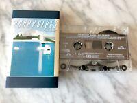 The Moody Blues Sur La Mer CASSETTE Tape Original 1988 Threshold 835 756-4 RARE!