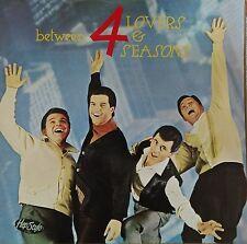 LP / VA -✦✦ BETWEEN FOUR LOVERS & FOUR SEASONS ✦✦ White Doo-Wop