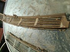 1955 1956 chevy  pontiac car air intake vent grill    grille  1 each
