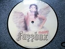 "FUZZBOX - self Picture 7"" Inch Single"