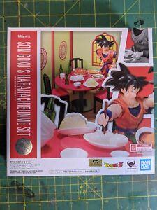 SH Figuarts Dragon Ball Son Goku's Harahachibunme Set USA seller IN HAND