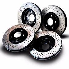 ACU024SD TLX 15-17 Performance Brake Rotors F/R Double Drill + Diamond Slots