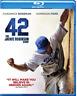 42 (Blu-ray) • NEW • Chadwick Boseman, The Jackie Robinson Story