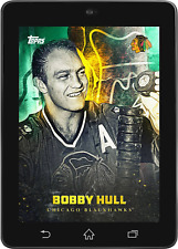 Topps SKATE Bobby Hull ESSENCE 2018 [DIGITAL CARD] 250cc