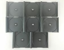 8x Official PlayStation One PS1 Replacement Disk Holder Case Inserts Very Good