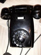 Telefono - FATME ERICSSON DBNF 181101 in bachelite da parete