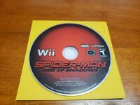 Spider-Man: Web of Shadows (Nintendo Wii, 2008) TESTED