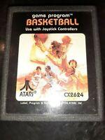 Basketball (Atari 2600, 1978) *BUY 2 GET 1 FREE +FREE SHIPPING*