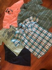 Boys Lucky Brand Hurly Cat And Jack Shirt Shorts Large X 5