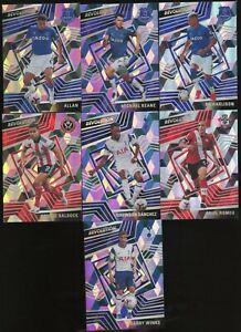 Lot(7) 2020-21 Panini Revolution Premier League Cubic /25