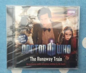 🌟THE RUNAWAY TRAIN🌟DOCTOR WHO🌟AUDIO BOOK🌟DR DW🌟SMITH🌟UK🇬🇧SELLER🌟