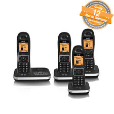 BT 7610 Quad Digital Cordless Answer Phone with Nuisance Call Blocking