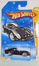 2009 HOT WHEELS NEW MODELS #005 Ferrari 250 GTO - Snowflake Edition - Black