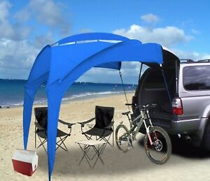Tailgating Camping Outdoor Portable Protection/Sun Shade Canopy for SUV Truck