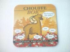 CHOUFFE   - Cat No'?? Beermat / Coaster