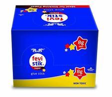 Pidilite Fevistik Glue Stick (8g) multi-purpose, non messy -: Pack of 30
