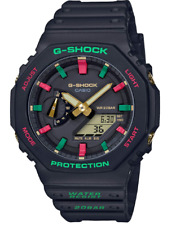 Casio G-SHOCK GA-2100TH-1AJF Tough Watch Japan import NEW Domestic Version