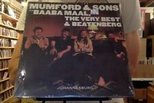"Mumford & Sons w/ Baaba Maal Very Best Beatenberg Johannesburg 10"" EP new vinyl"
