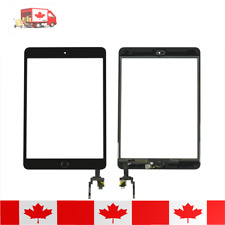 iPad Mini 3 Black Touch Screen Digitizer Replacement With Home Button & Adhesive