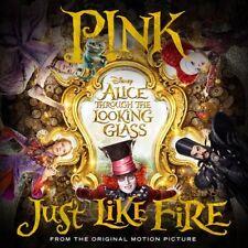 Rose - Tout comme Fire (CD Single) NEUF (Alice Through the Miroir)