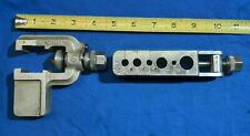 Imperial Brass Rol-Air 400F Flaring tool kit in  Metal storage box