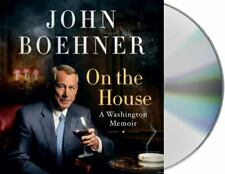 On the House by John Boehner (2021, Compact Disc, Unabridged edition)