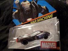 2016 Hot Wheels Marvel War Machine Hw Hotwheels Gray Vhtf Rare New Release