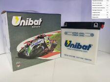 BATTERIA MOTO UNIBAT CB10L-BP 12V 11AH DERBIGP 1 E3 Low Seat2502007 2008 2009