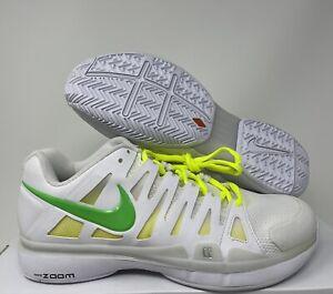 Nike Women ID Zoom Vapor 9 Tour White Green SZ 8.5  [578670-991]