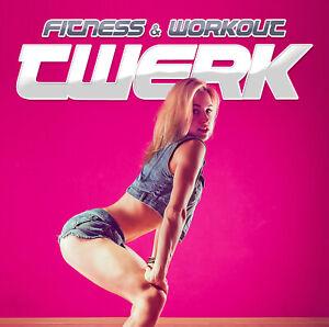 CD Fitness & Workout: Twerking von Various Artists