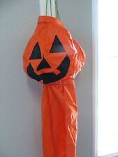 Halloween - Jack-O-Lantern Windsock