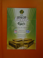 UEFA Cup Final - Liverpool v Deportivo Alaves - 16th May 2001