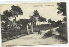 1 CPA 62 Pas de Calais Licques Entree Du Bourg   pcframix3763
