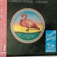 Christopher Cross by Christopher Cross (SHM-CD. jp. mini LP),2012, WPCR-14438