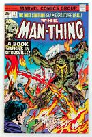 Man-Thing #17 (1974 Marvel Comics) Bronze Age, Jim Mooney Art, VF/NM
