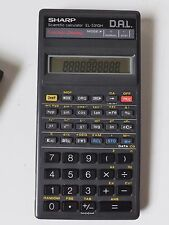 Vintage SHARP Scientific CALCULATOR EL-531GH