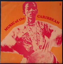 MUSIC OF CARIBBEAN GUADALAJARA ORCHESTRA OZ ONLY WORLD REC CLUB ART WORK, ODEON