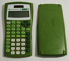 TEXAS INSTRUMENTS Model TI-30x IIS RANDOM COLOR Solar Calculator With Cover