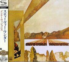 """Stevie Wonder SEALED BRAND NEW SHM-CD """"Innervisions"""" Japan OBI"""