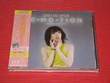 2016 CARLY RAE JEPSEN EMOTION REMIXED +  JAPAN 10 TRACKS CD