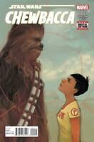 Star Wars Chewbacca #2 Marvel Comic 1st Print 2015 NM
