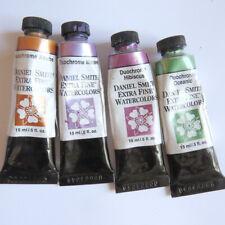 New listing Lot Duochrome Colors Daniel Smith Watercolor Paints