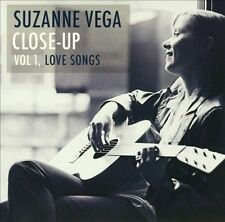 Close-Up, Vol 1, Love Songs Suzanne Vega Audio CD Used - Good