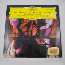 LP: Dvorak-concerto per violoncello (Pierre Fournier/George Szell) 138755