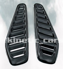 Fiesta RS Turbo style en plastique abs capot évents