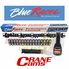 CHEVY SB 283 307 327 350 383 400 CAM & LIFTER KIT CRANE BLUE RACER GREAT RANGE
