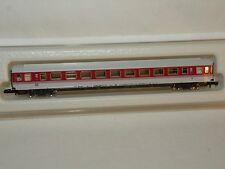 00004000 Marklin Z Gauge 8773 2nd Cl Intercity Open Seating Coach Mint C10