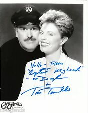 """CAPTAIN & TENNILLE Autographed 8"""" x 10"""" glossy photo reprint"""