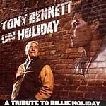 Tony Bennett On Holiday A Tribute To Billie Holiday Cassette Mint Columbia USA